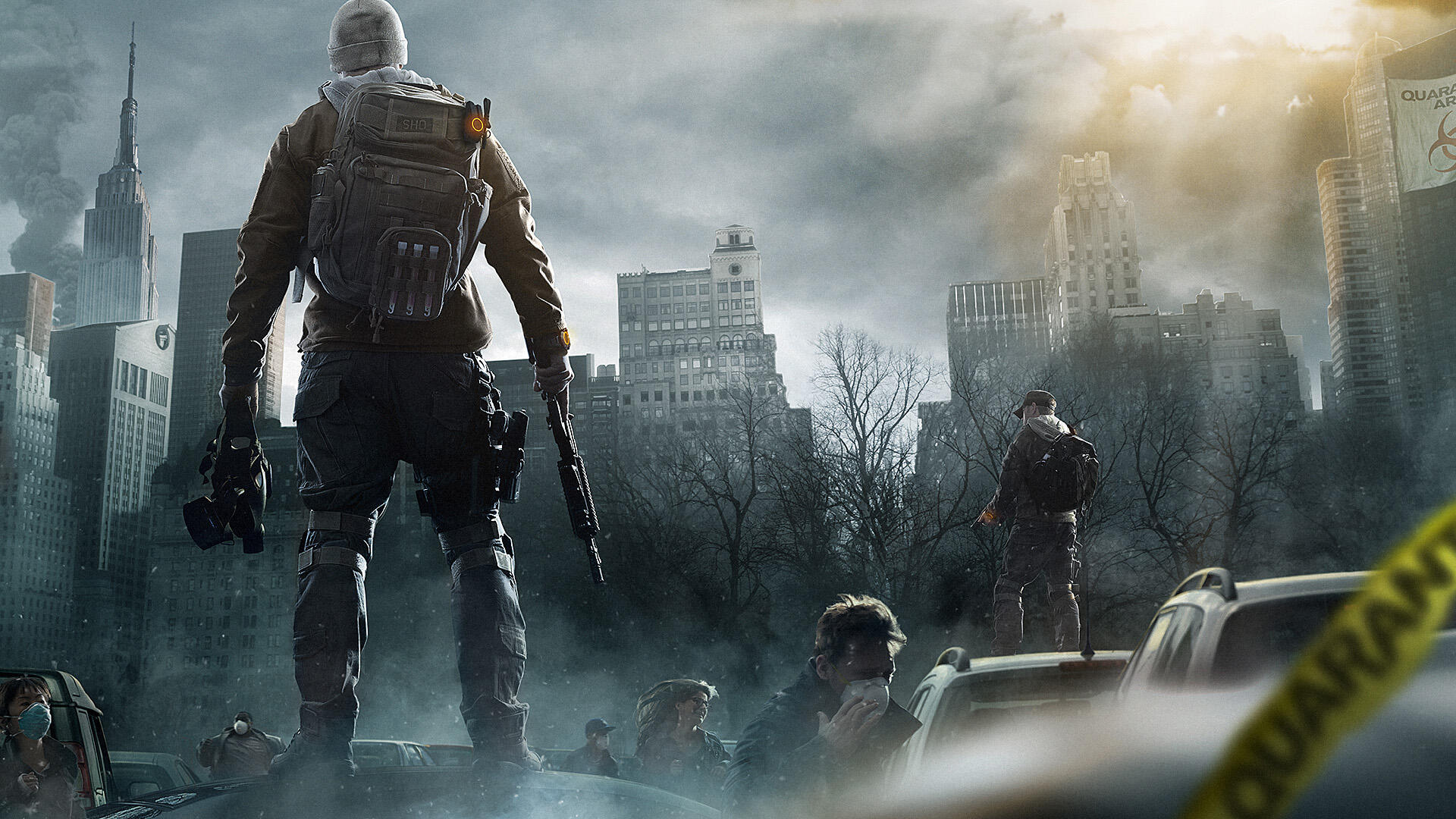 The Division Guide - Mission Walkthrough, Intel, Tips