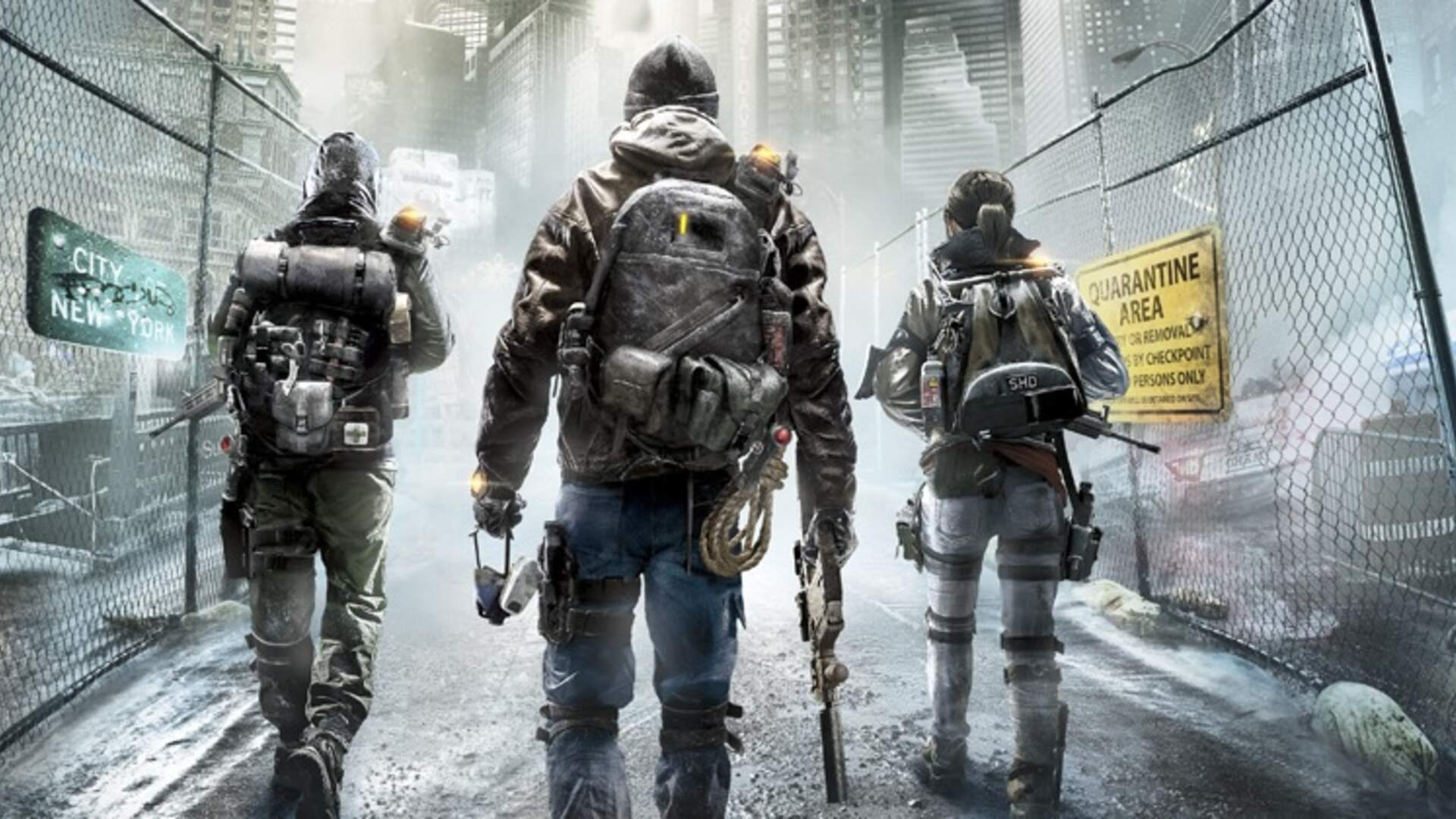The Division's 1.4 Patch Improves the Game and Adds a Ton of Loot