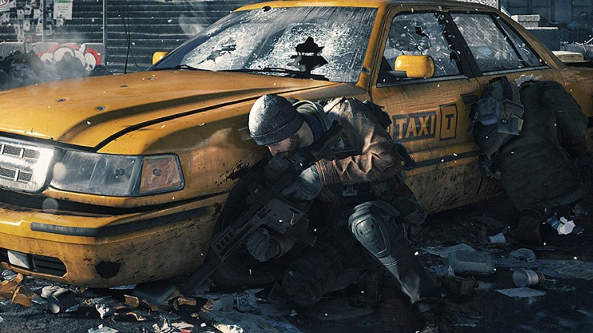 Play Tom Clancy's The Division for Free This Weekend