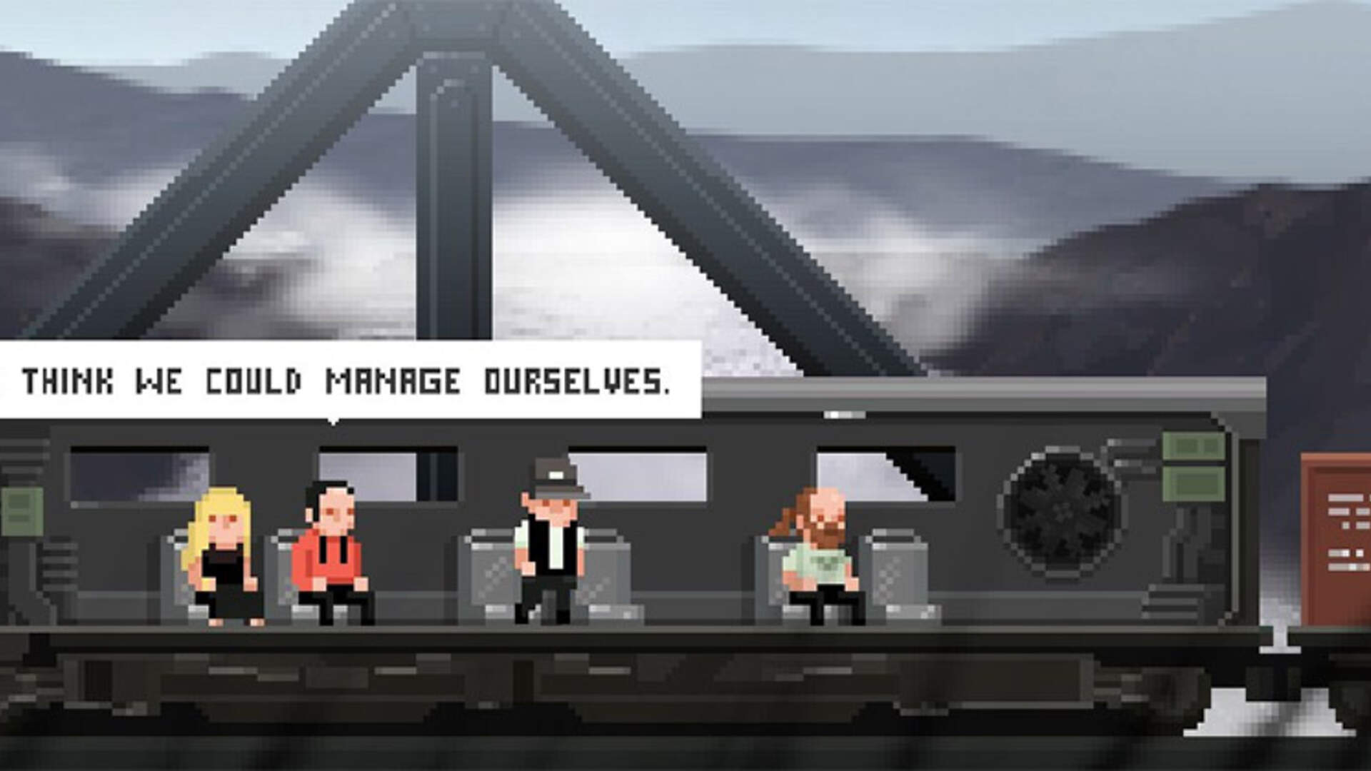 Ride the Deadly Rails with The Final Station