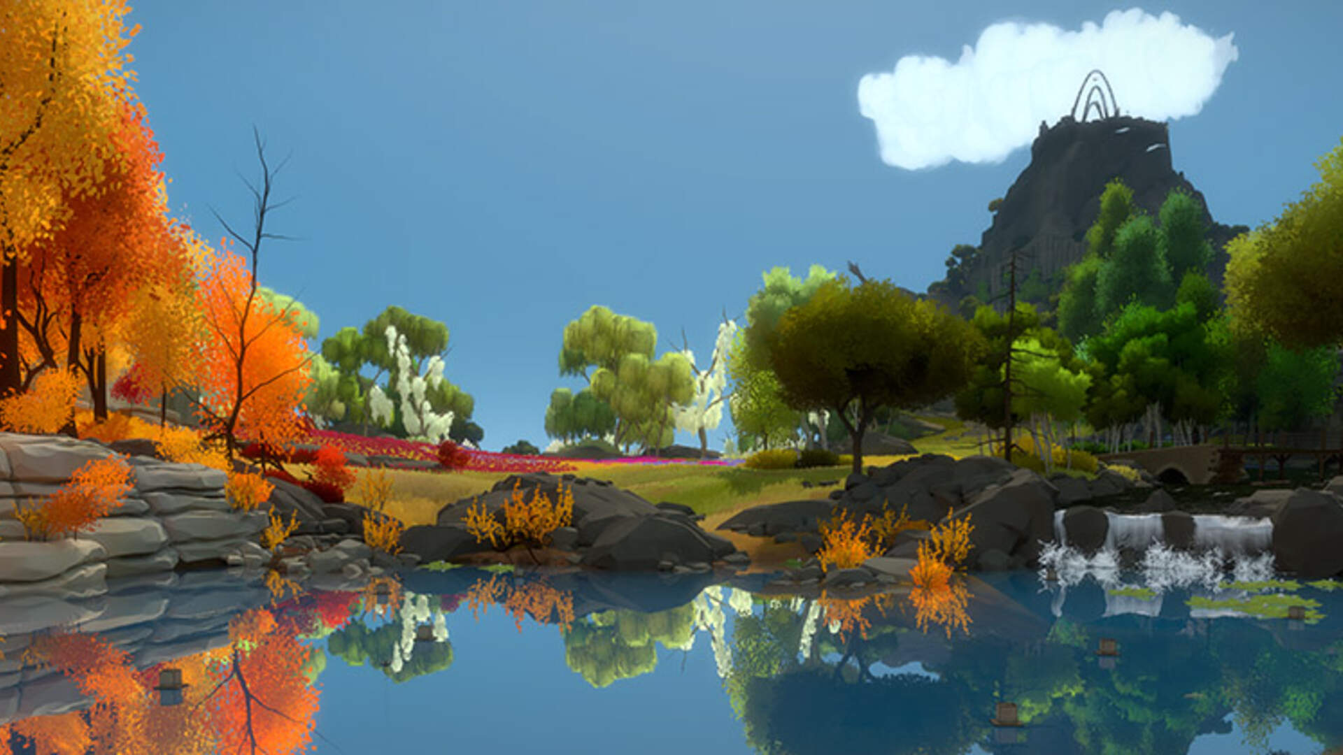The Witness PlayStation 4 Review: Cast Away