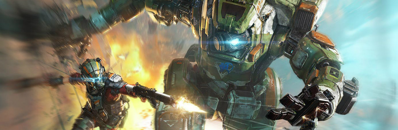 Monarch Reigns as the New Titan in Titanfall 2 DLC | USgamer