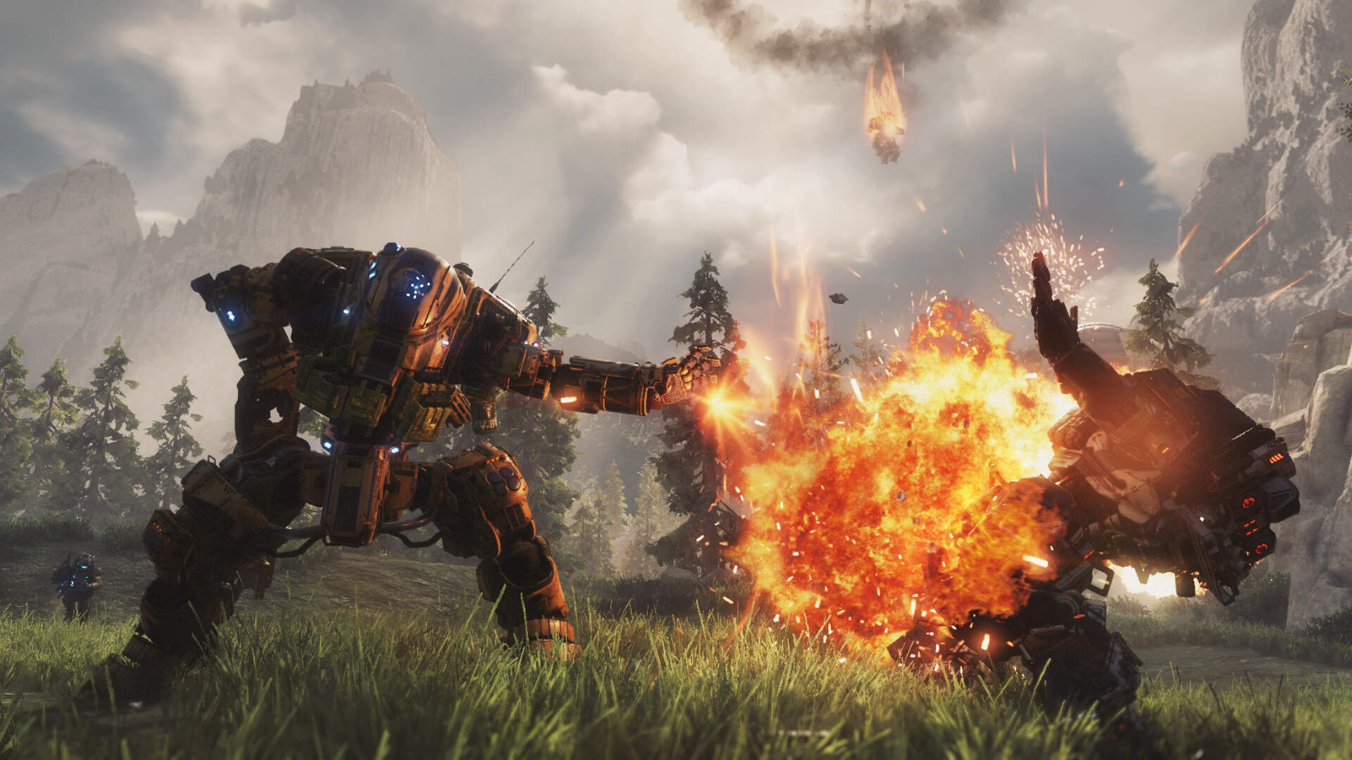Titanfall 2 Is Finally On Steam, So Now You Have No Excuse