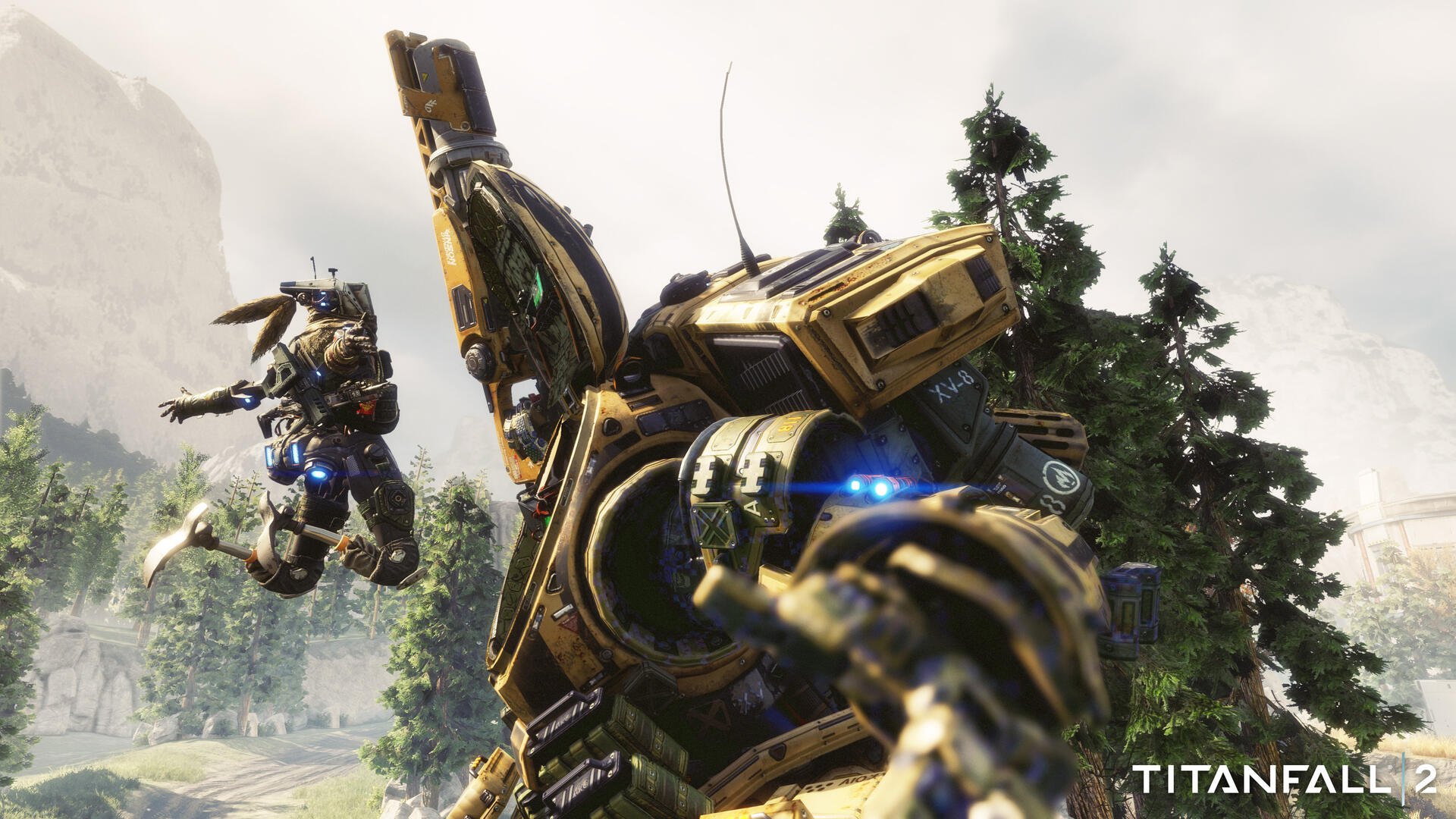 Titanfall 2's Single-Player Campaign Isn't Just Running and Gunning
