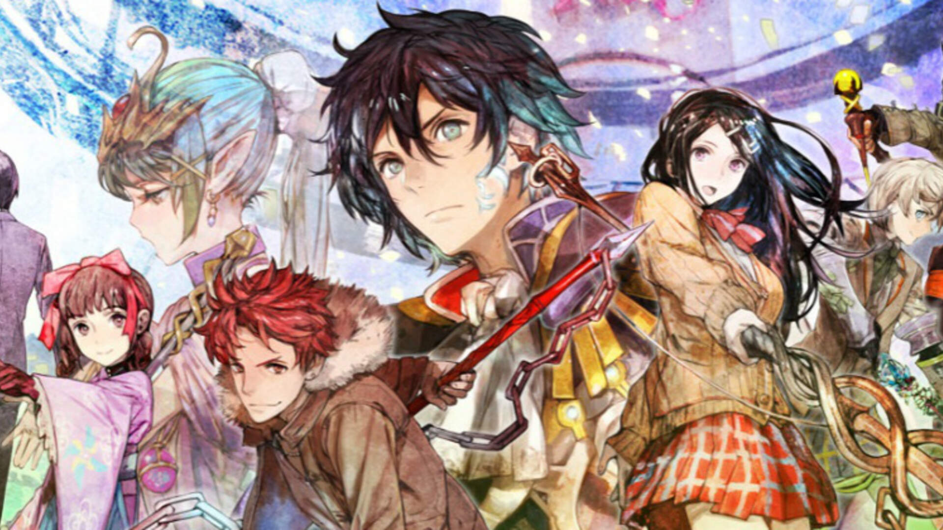Genei Ibun Roku #FE Heading West as Japanese-Only Tokyo Mirage Sessions #FE