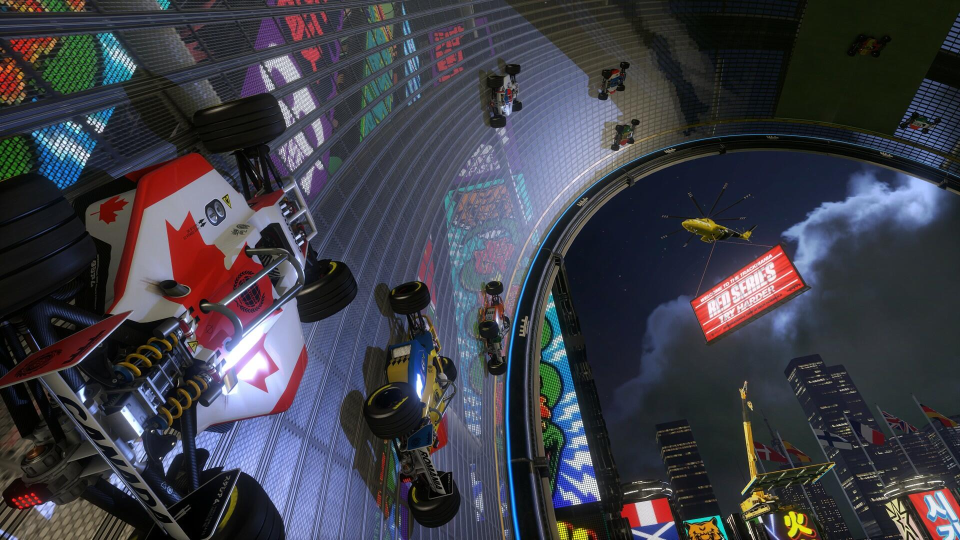 Trackmania Turbo PS4 Review: Pure Arcade Racing