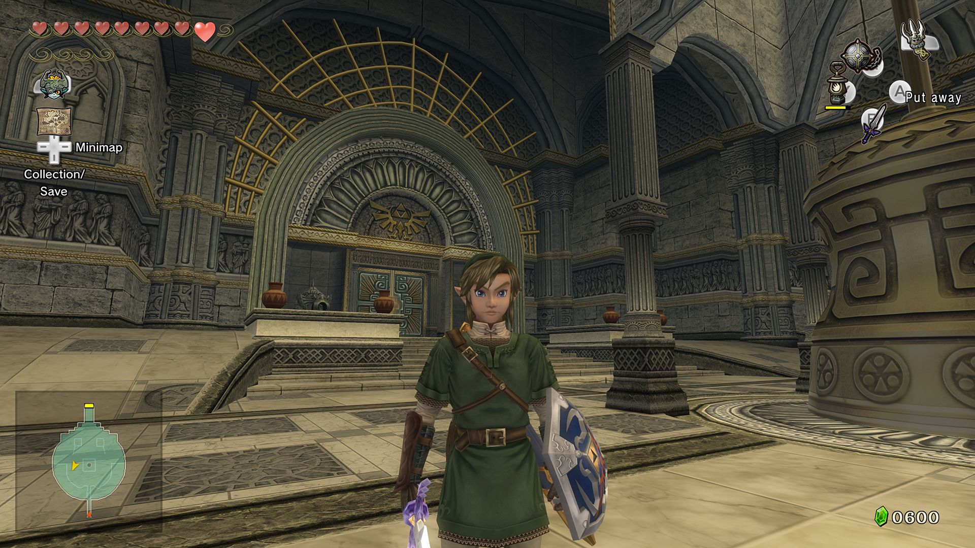 dolphin emulator twilight princess hd