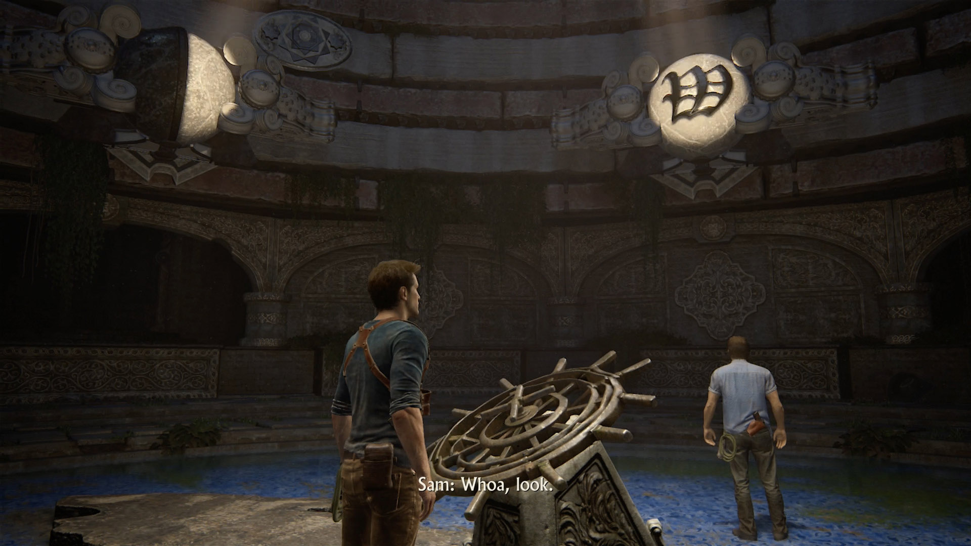 Uncharted 4 Chapter 12 At Sea Usgamer
