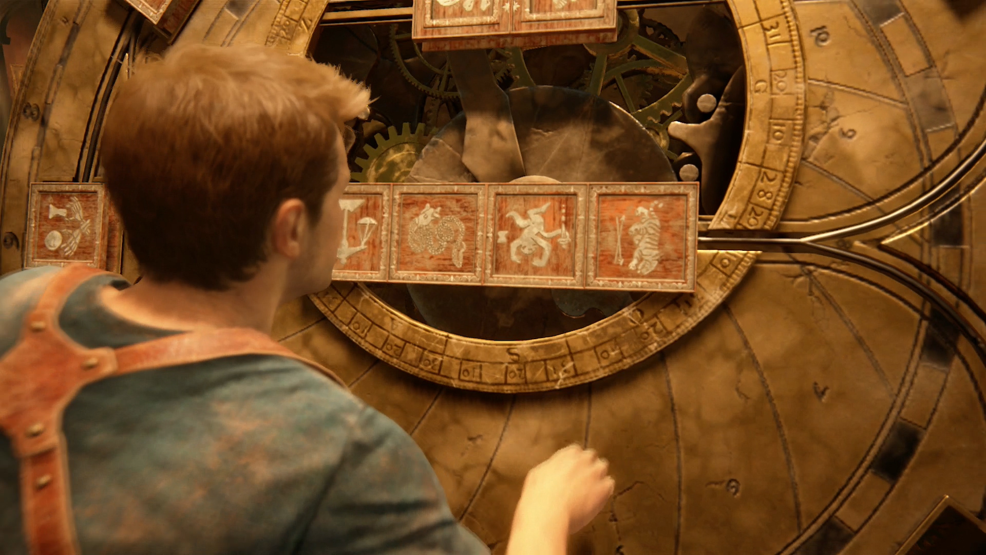 uncharted puzzle
