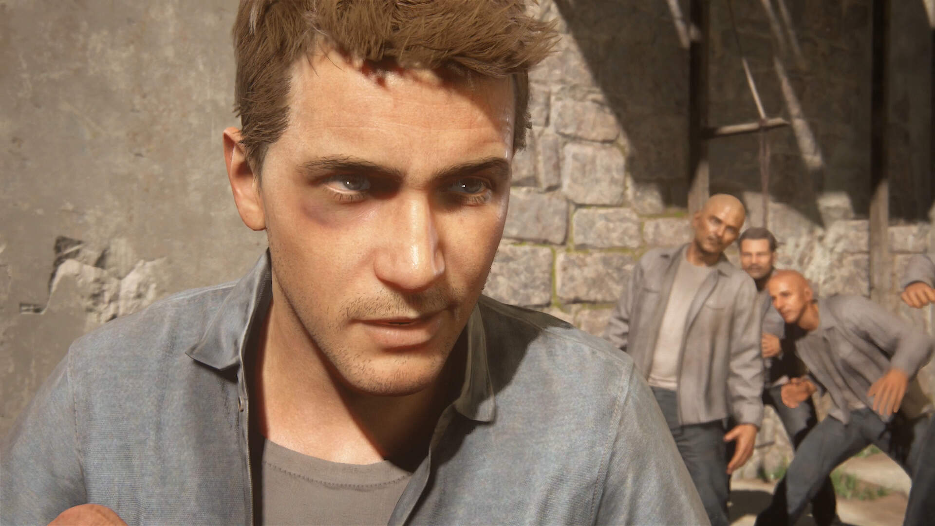 Uncharted 4: Chapter 2 - Infernal Place