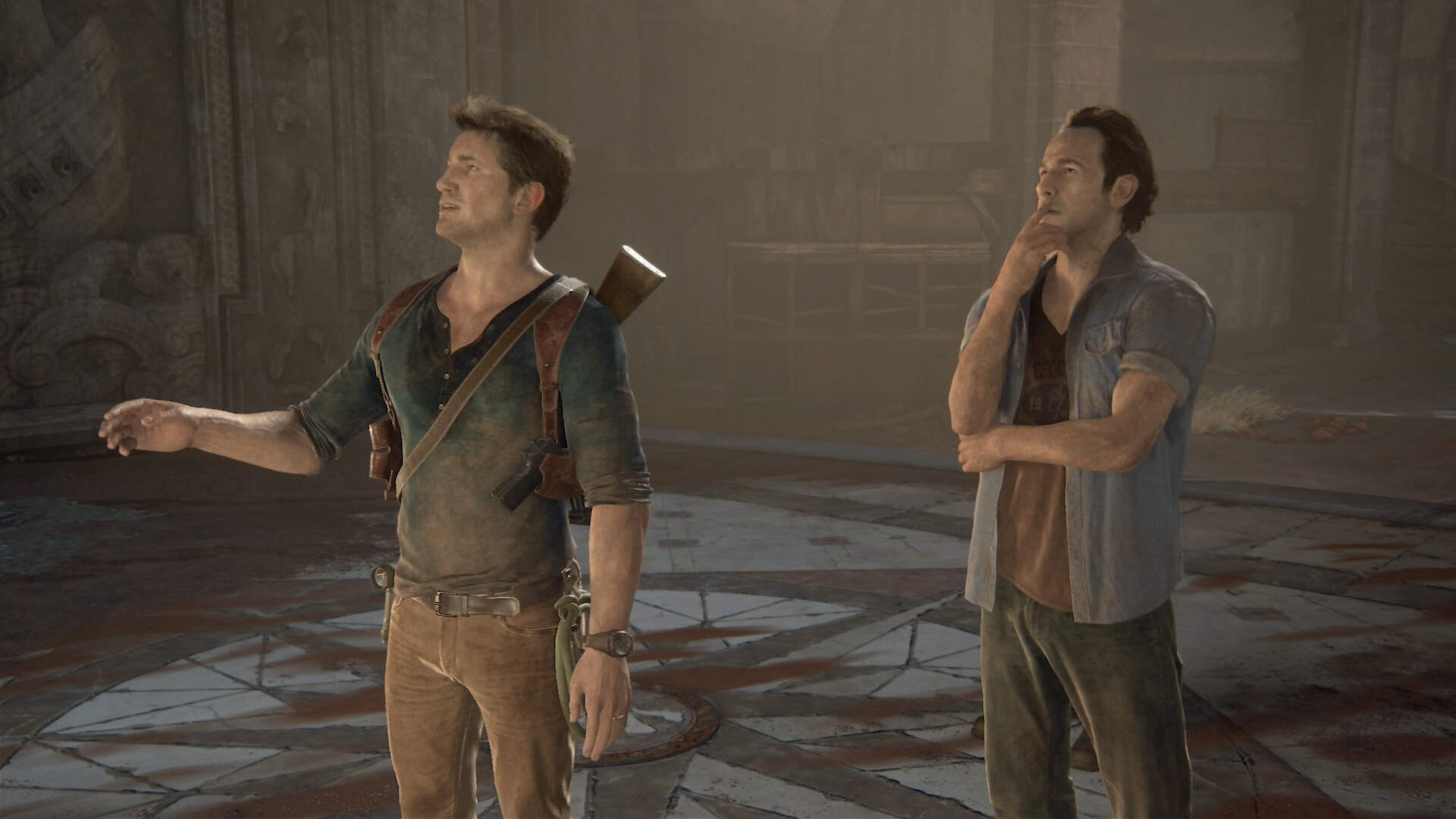 Uncharted 4: Chapter 10 - The Twelve Towers