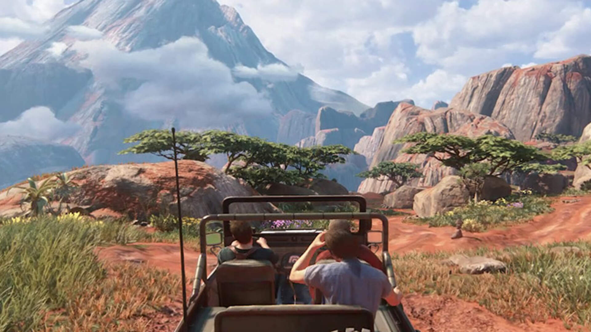 Uncharted IV: A Thief's End Video Preview