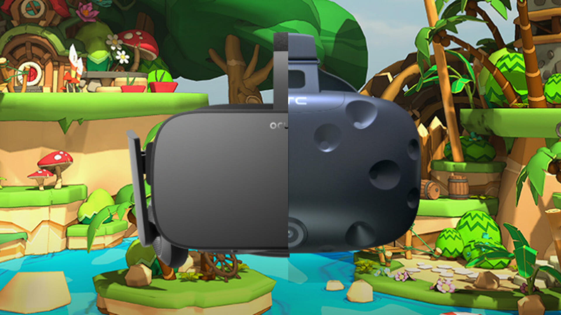 Oculus Rift Games Come to HTC Vive With Plug-In