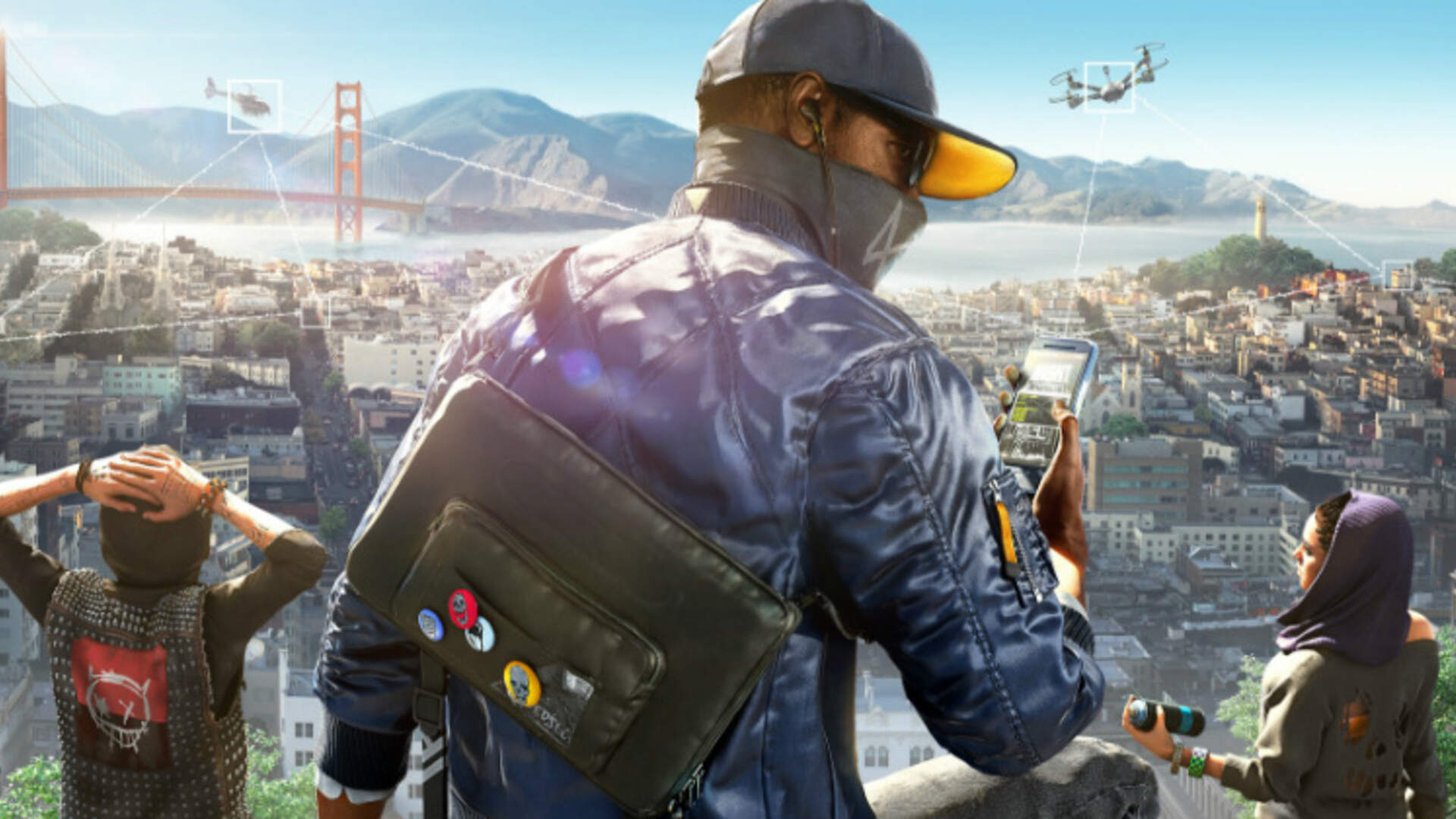 Watch Dogs 2 Brings the Revolution to San Francisco