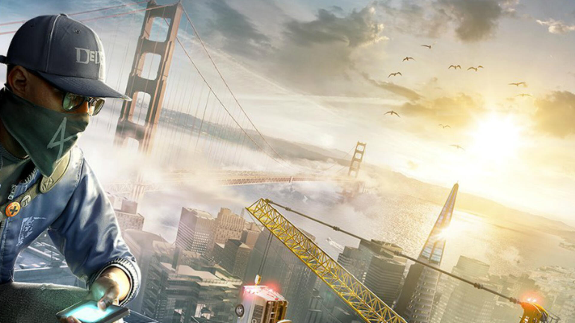 Fall Games Preview 2016: Watch Dogs 2 Covers The Assassin's Creed Slot This Year