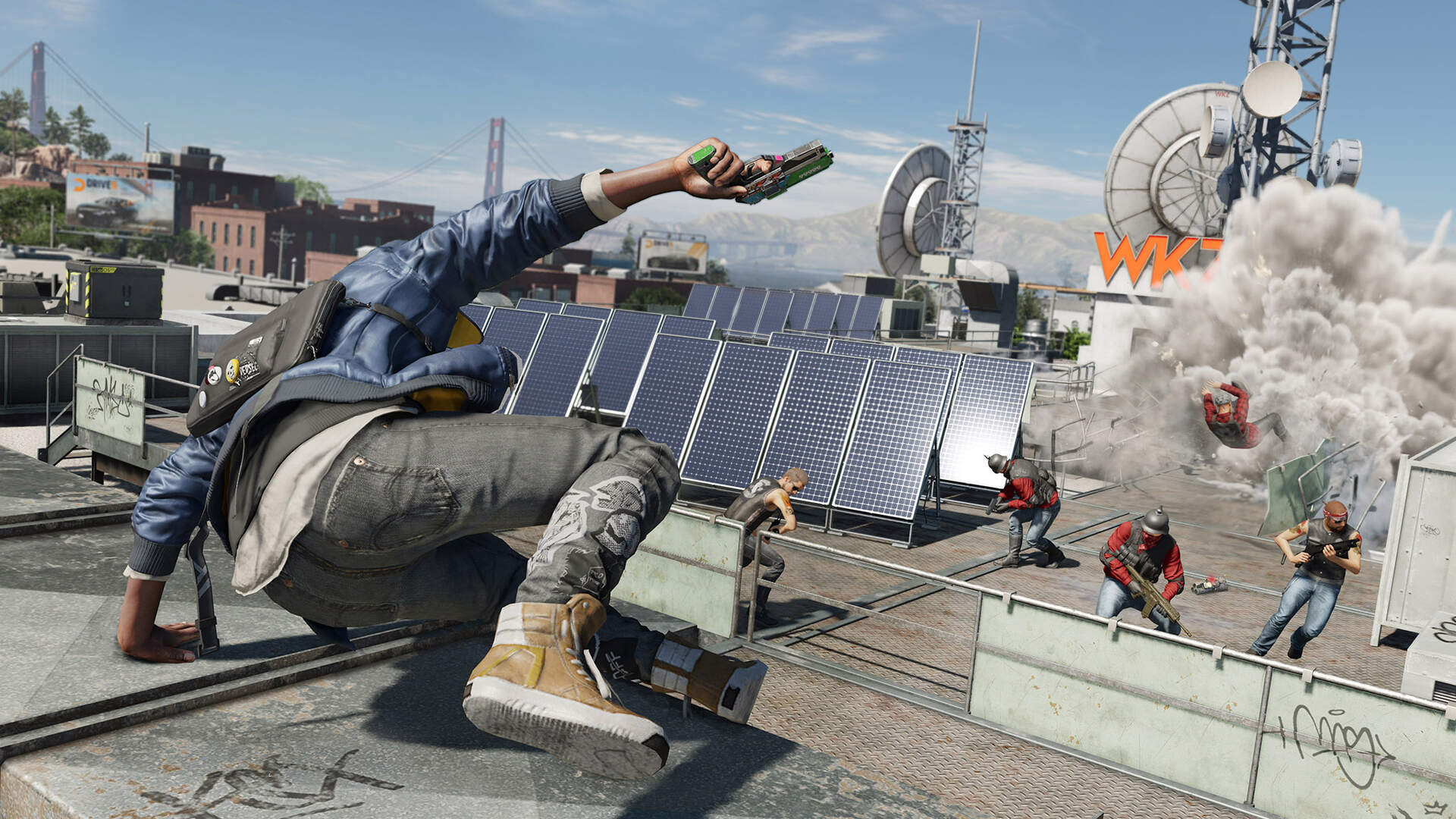 Ubisoft Confirms Watch Dogs Legion, With More to Come at E3