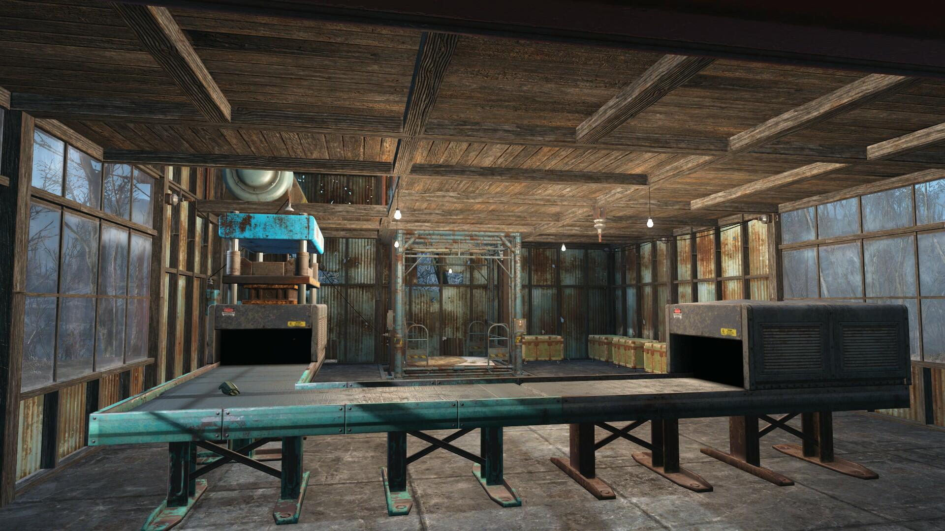 Fallout 4: Build the Weapon Forge | USgamer