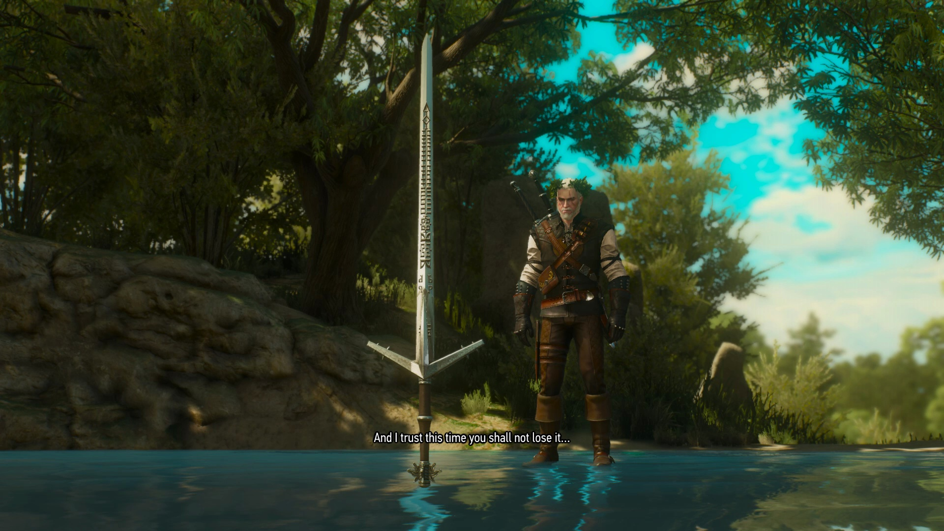The Witcher 3 How To Get The Best Sword Aerondight