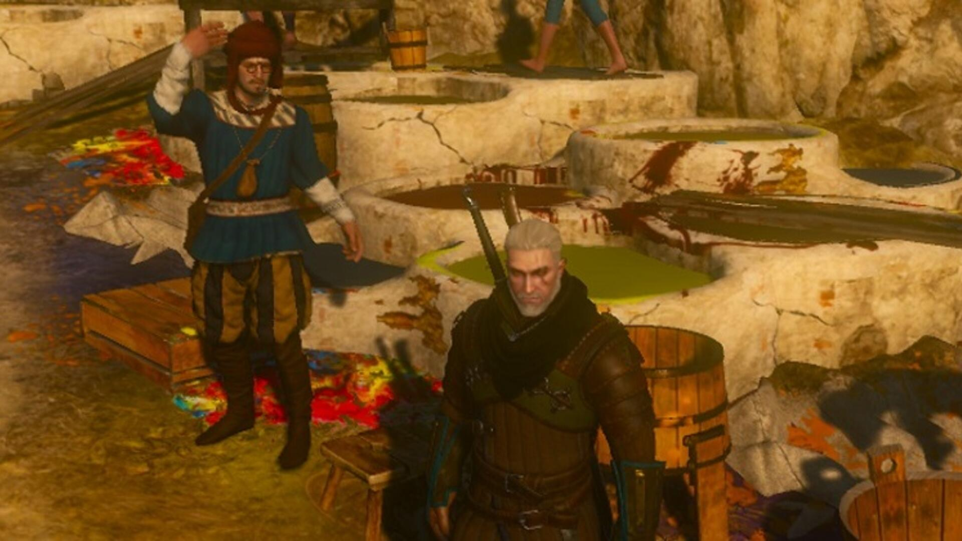 Witcher 3 Armor Mods
