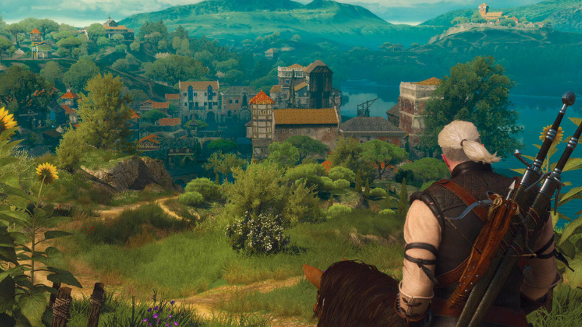 Witcher 3 Blood and Wine PC Review: The White Wolf Gets Some Sun