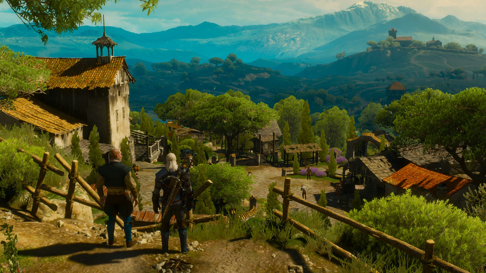 Witcher 3 Blood And Wine Pc Review The White Wolf Gets Some Sun