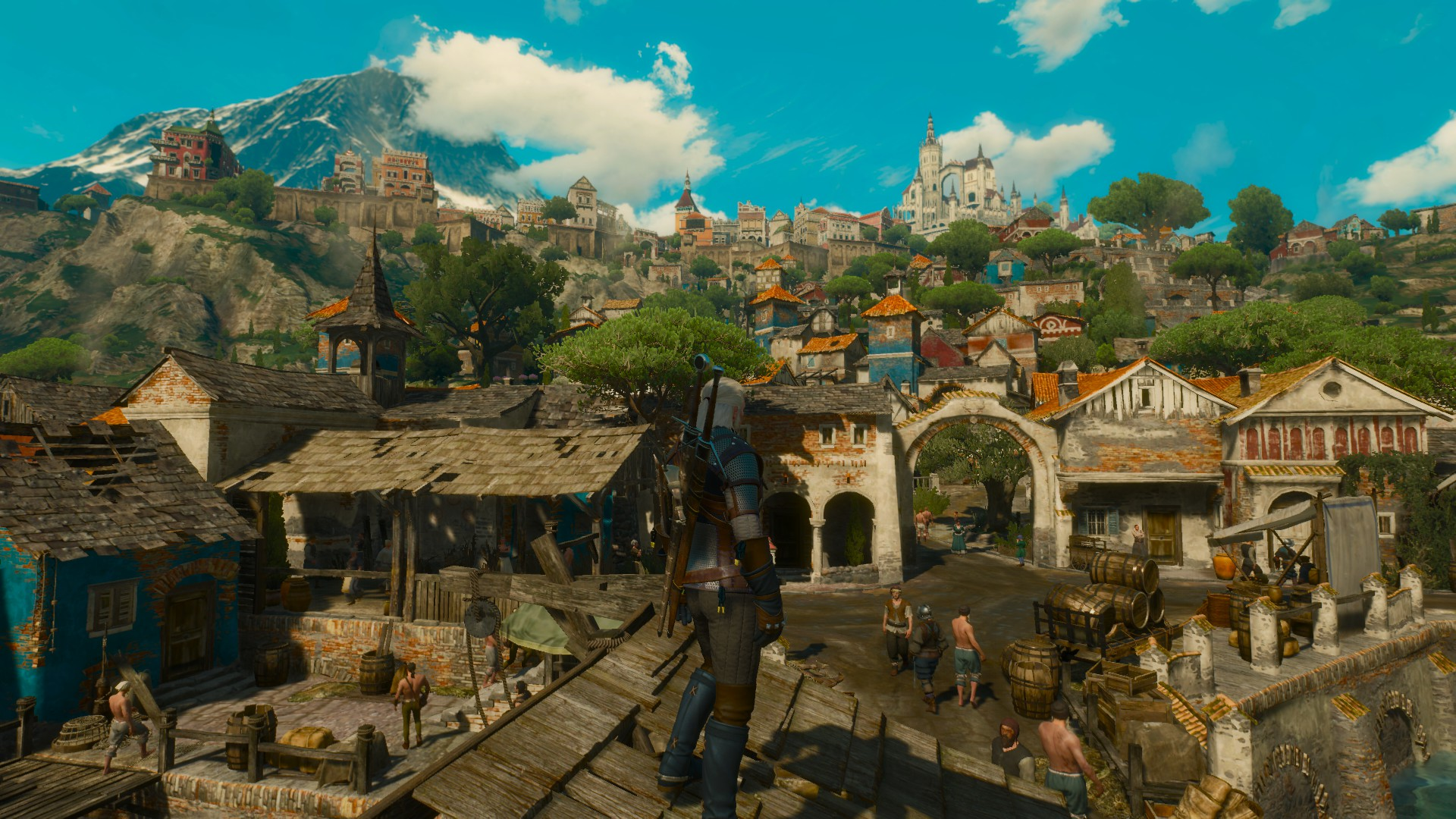 Witcher 3 Blood And Wine Concept Art