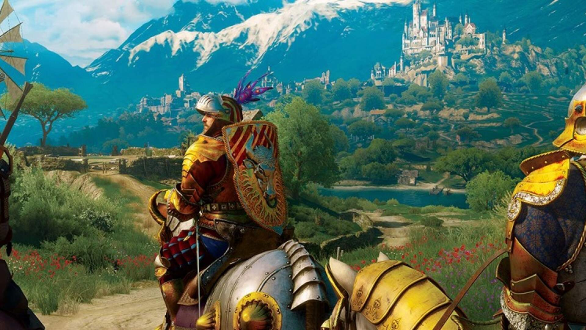 The Witcher 3: Blood and Wine - Developer Photo Easter Egg