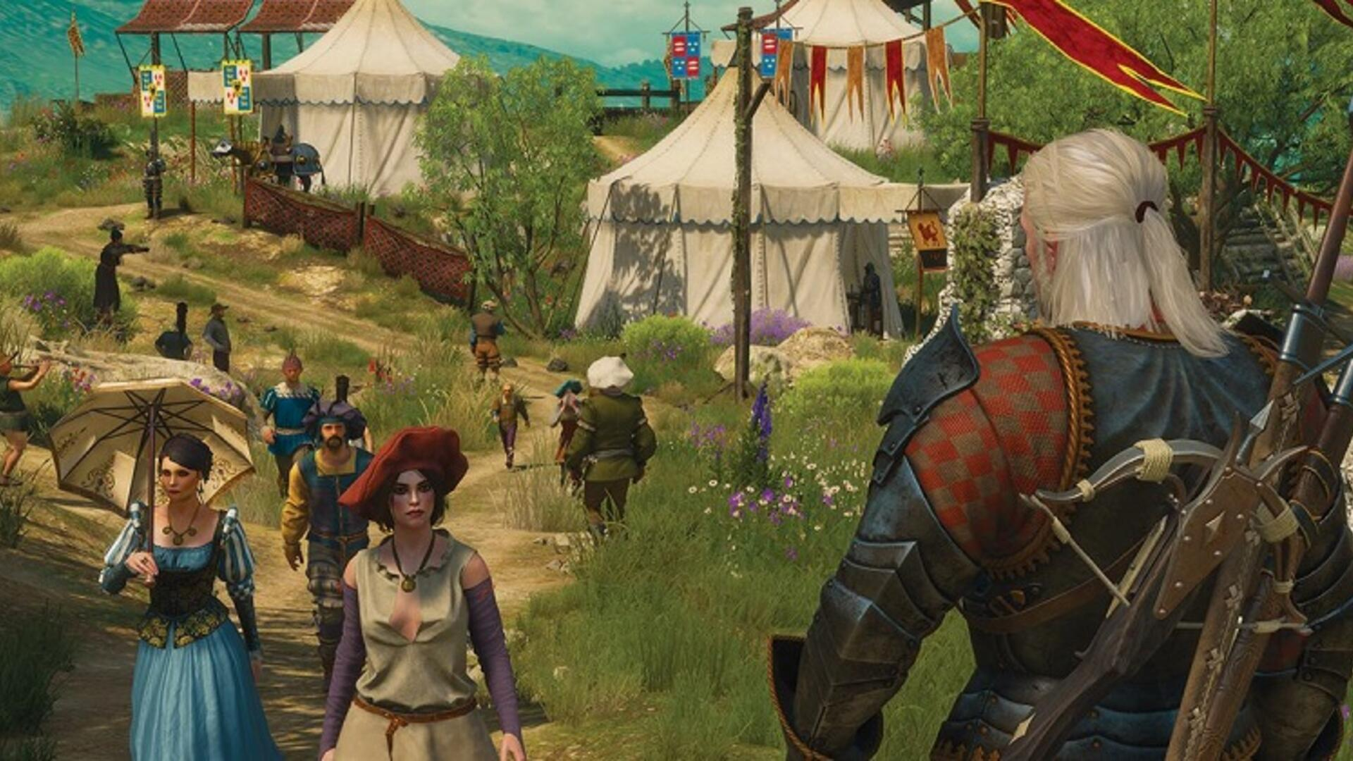 The Witcher 3: How to Dye Armor