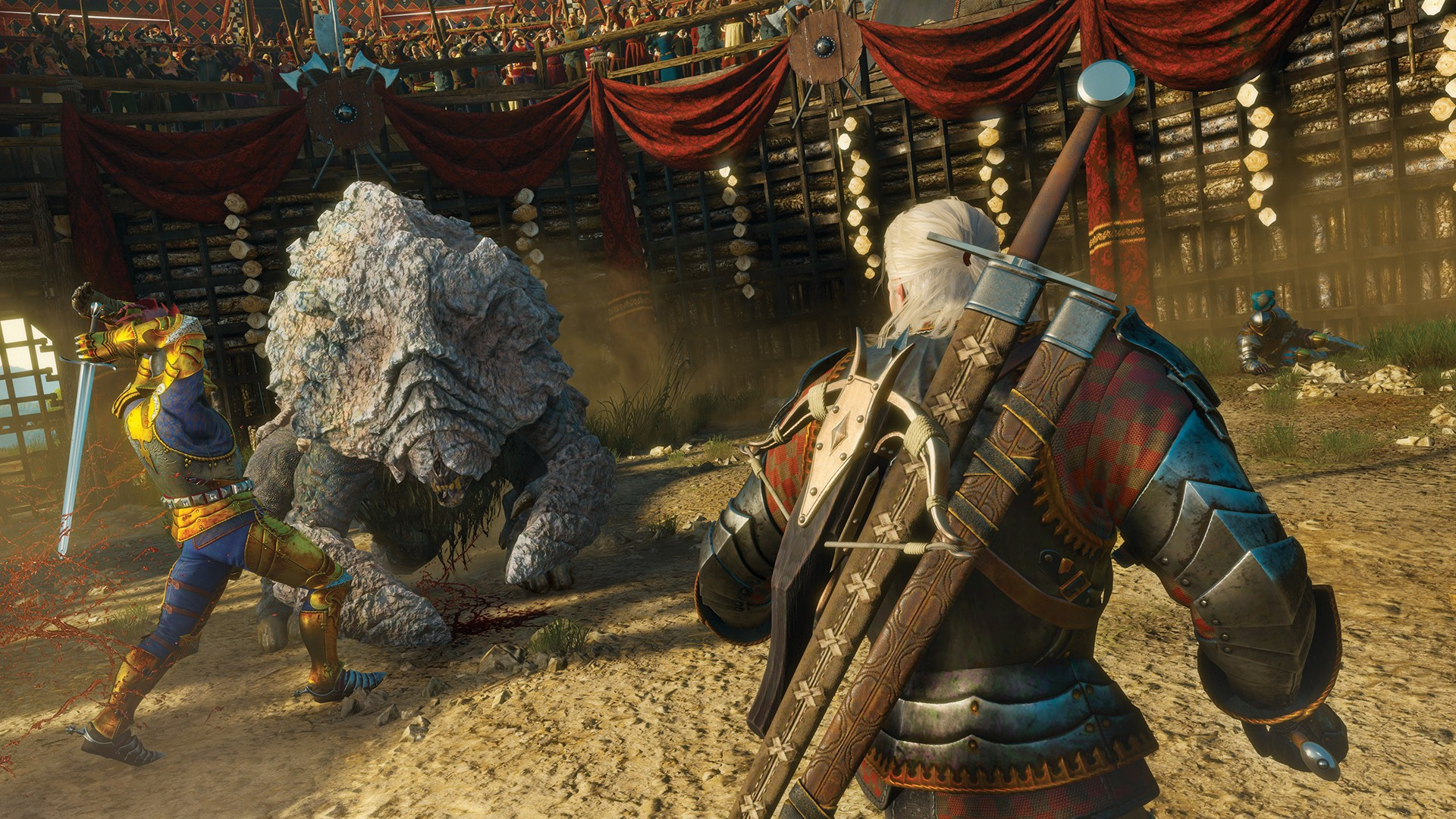 Image result for spare the shaelmaar witcher 3
