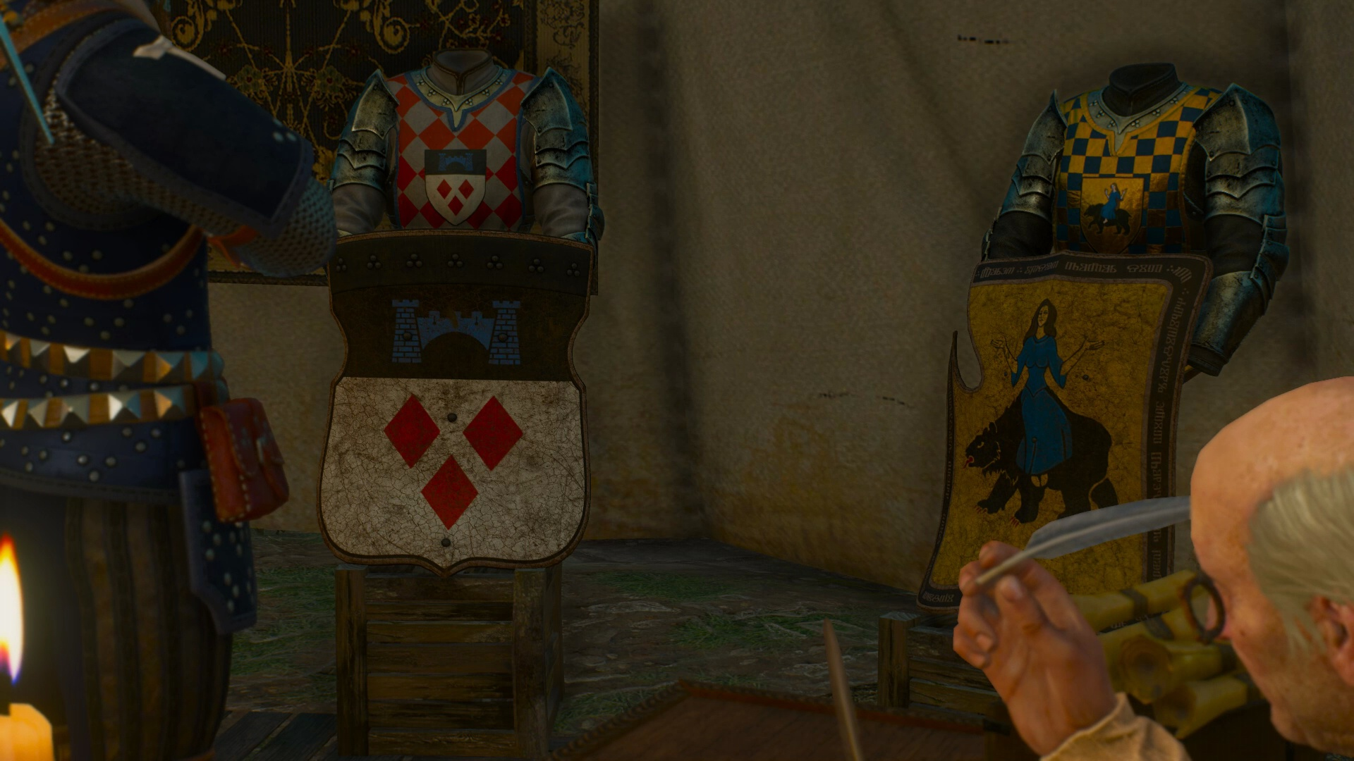 The Witcher 3 - How to Get Paintings for Corvo Bianco | USgamer