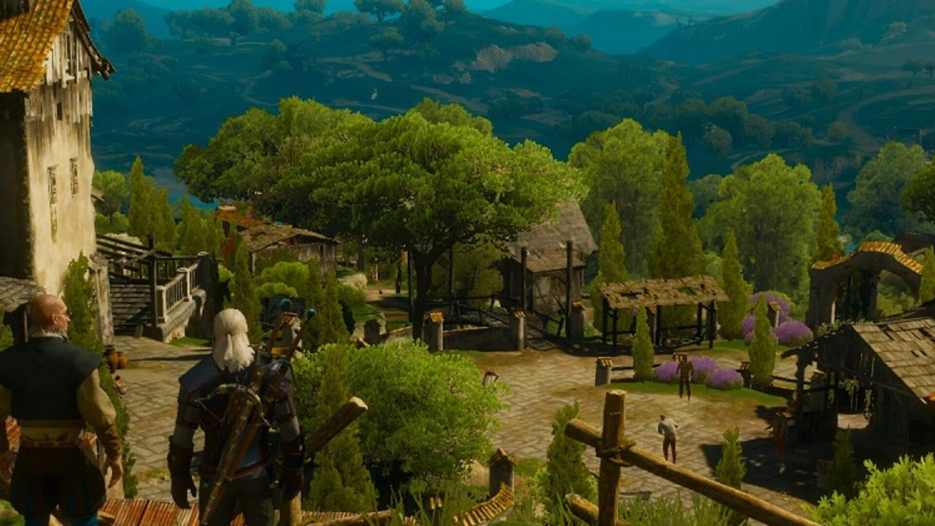 The Witcher 3 - How to Upgrade Corvo Bianco Vineyard