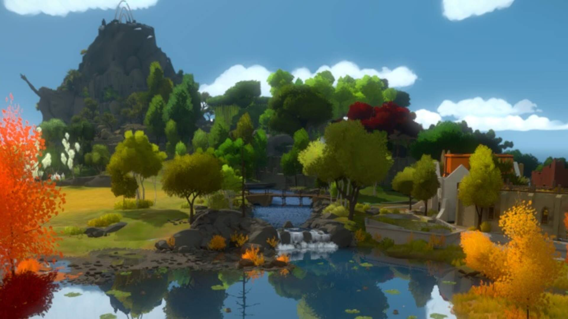 The Witness Walkthrough - All Witness Puzzle Solutions - Witness Guide