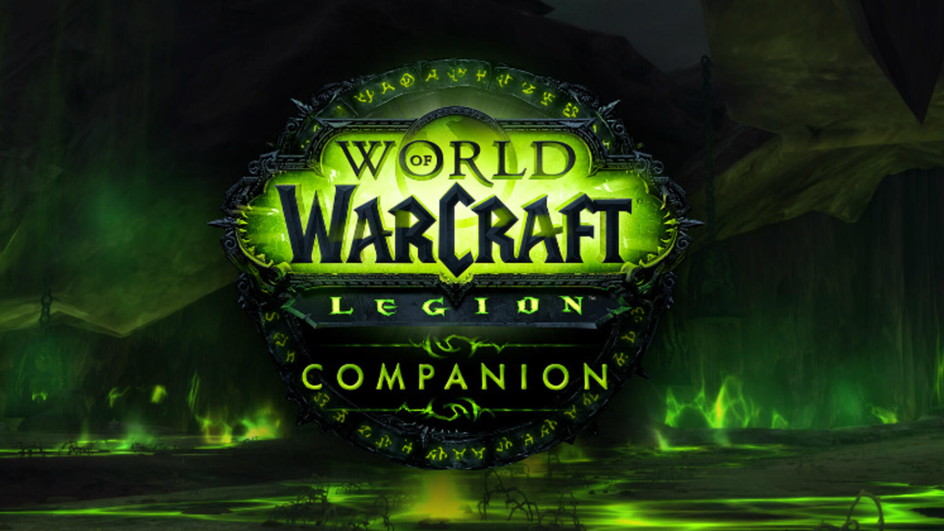 WoW Legion Companion Is Live and Pretty Great