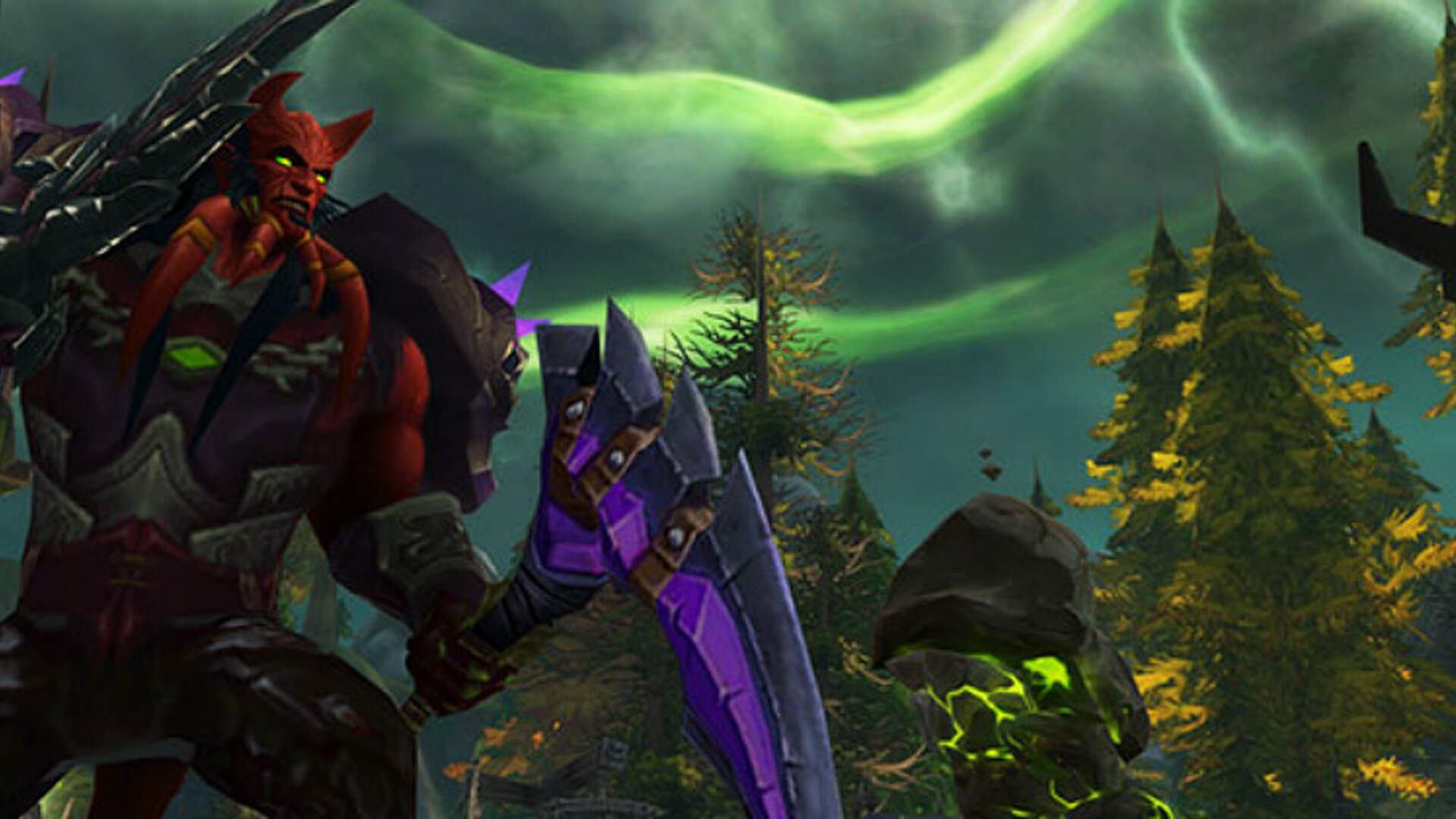 World of Warcraft Legion Launch Week Sales in Line with Warlords of Draenor