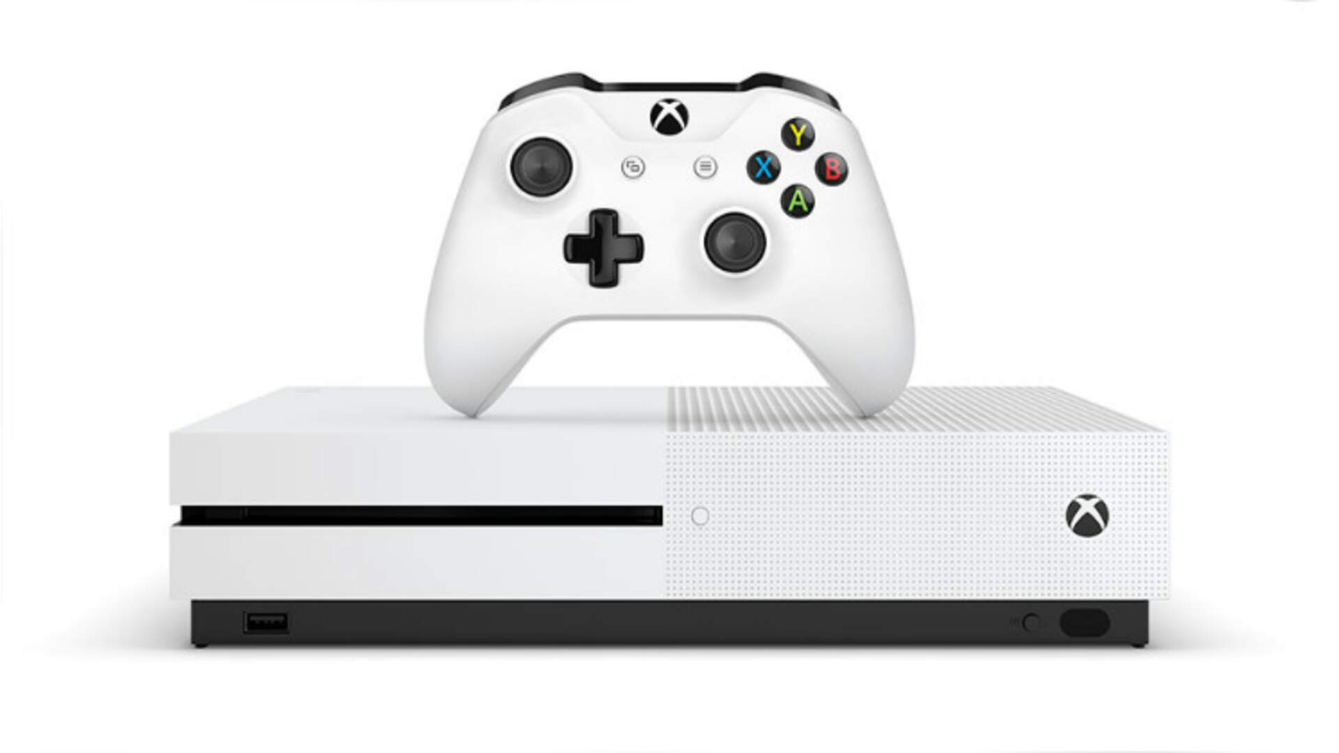 Xbox One S Brings 4K Blu-Ray and Video Support on August 2