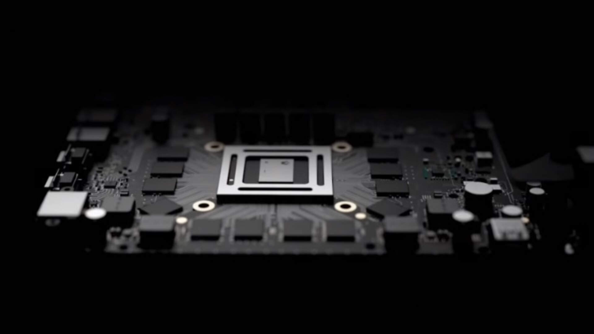 Xbox Project Scorpio Specs Reveal a Beast of a Console