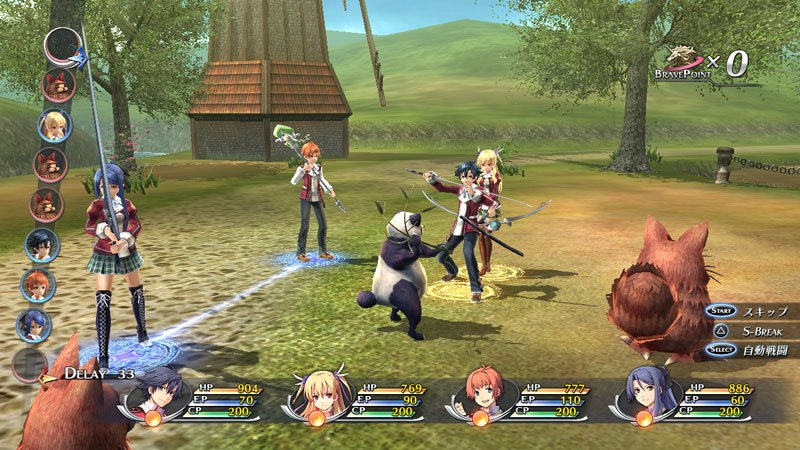 Trails Of Cold Steel World Map.Even For An Rpg The Legend Of Heroes Trails Of Cold Steel Is The
