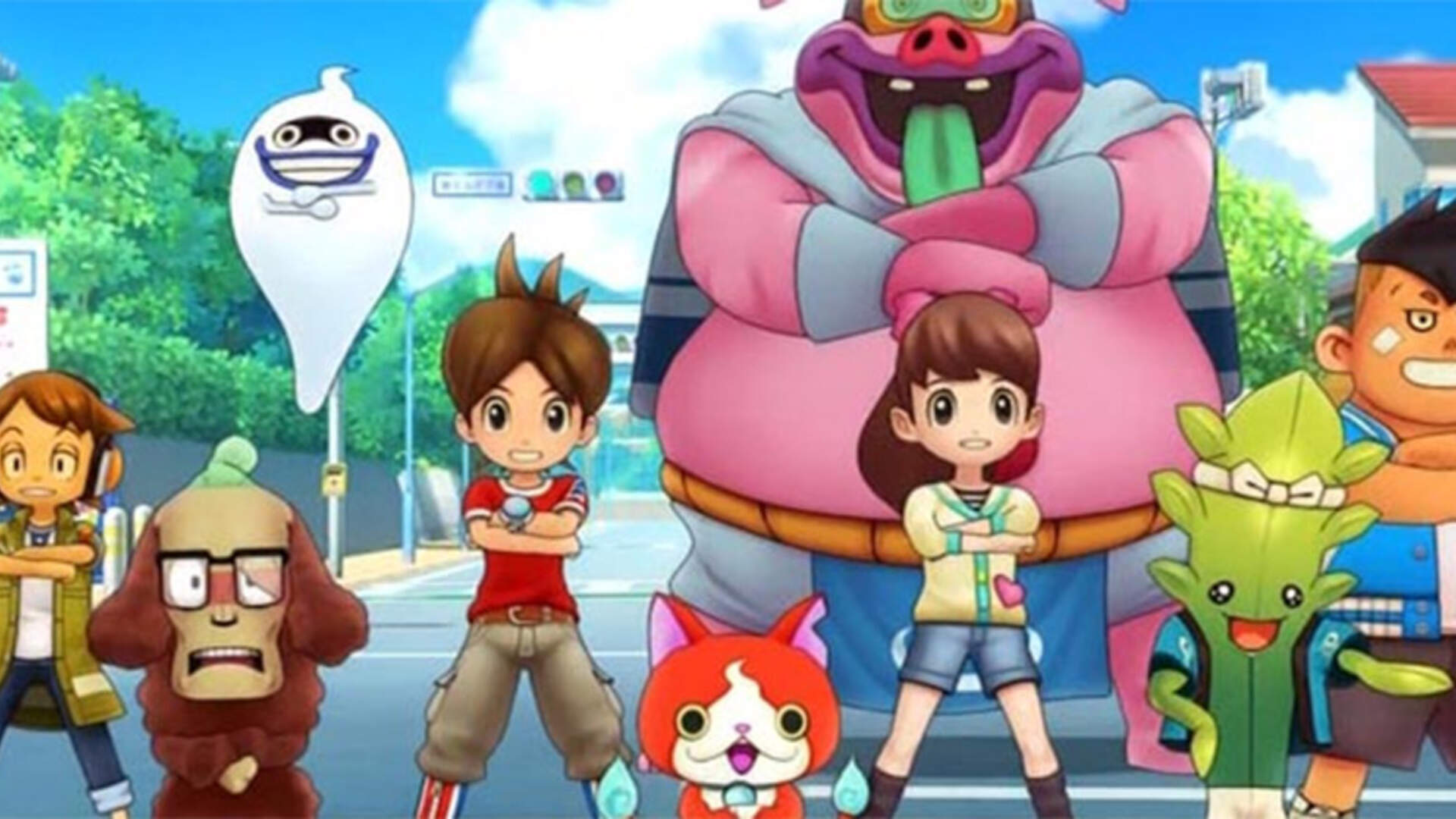 Yo-kai Watch 2 3DS Review: Deja Boo