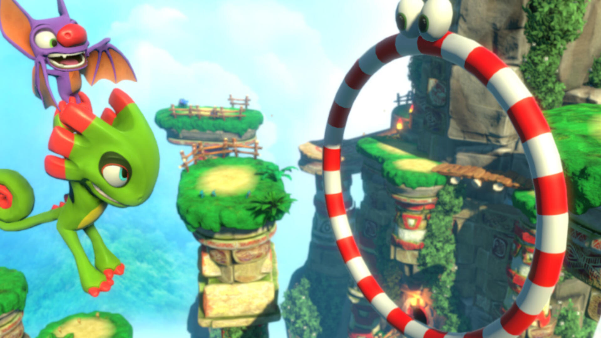 Yooka-Laylee Launching April 11, 2017, Wii U Version Moving to Switch