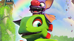 Steve Mayles and Grant Kirkhope Talk About Yooka-Laylee