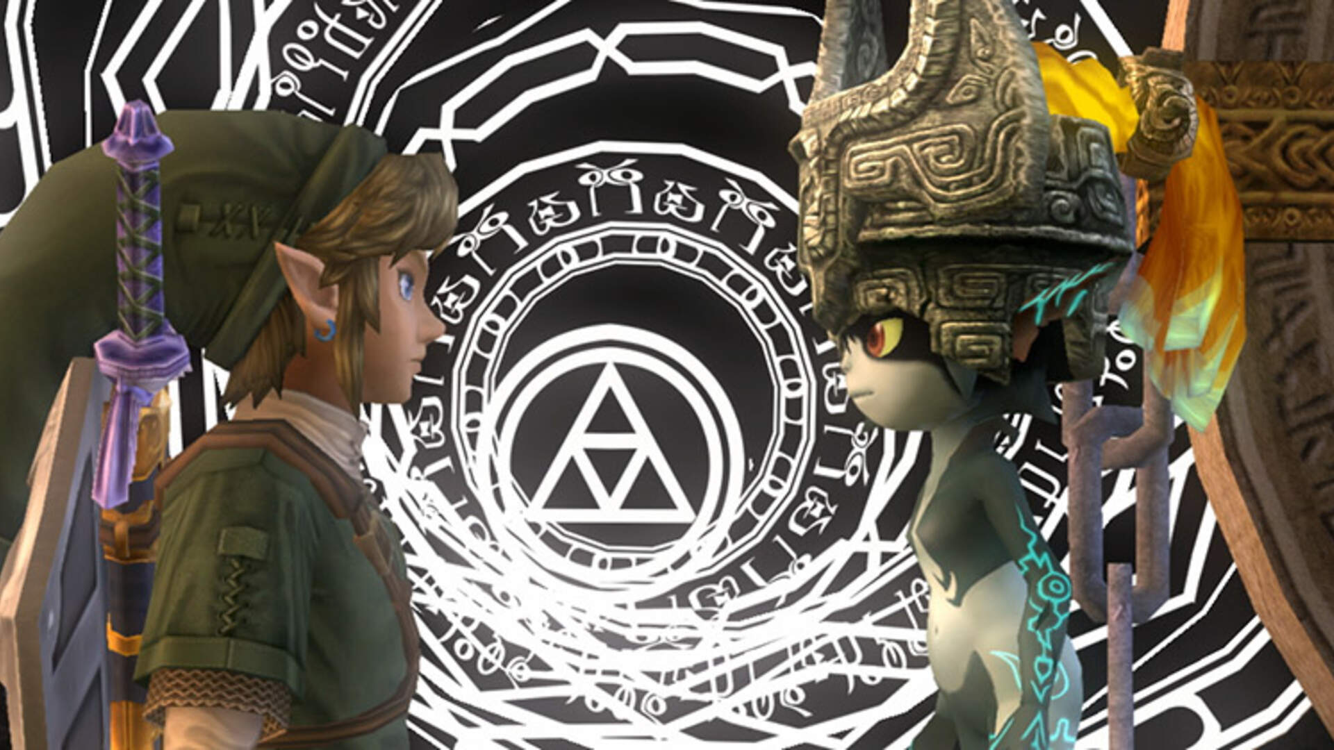 Stream: Check Out Twilight Princess HD's Cave of Shadows