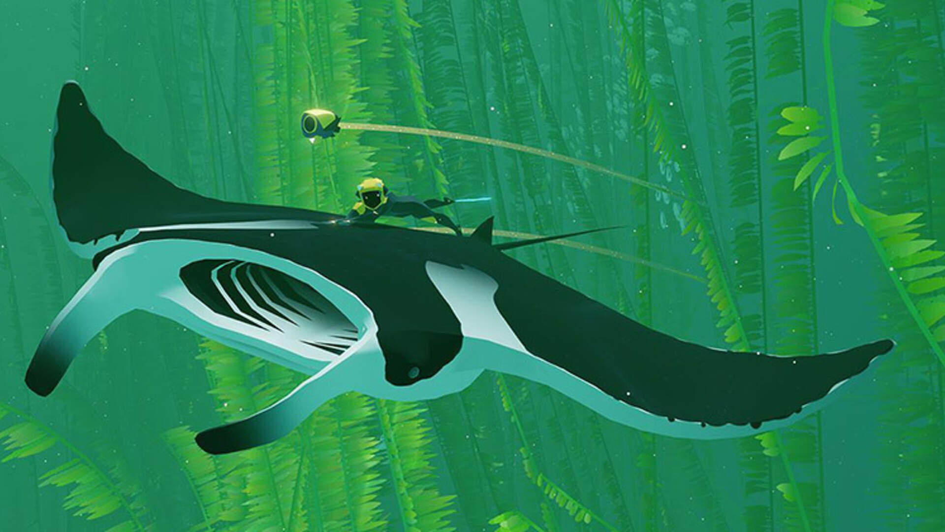 Abzû PlayStation 4 Review: (Dis)enchantment Under The Sea
