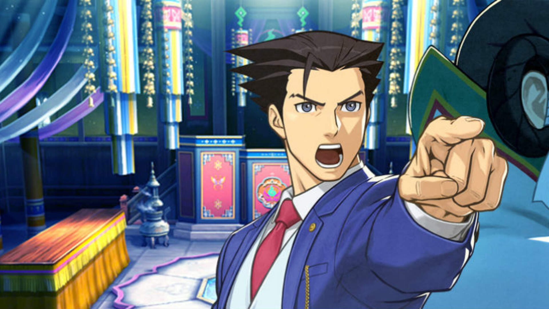 English Trailer for Ace Attorney: Spirit of Justice Highlights Phoenix's Intimidating New Rival