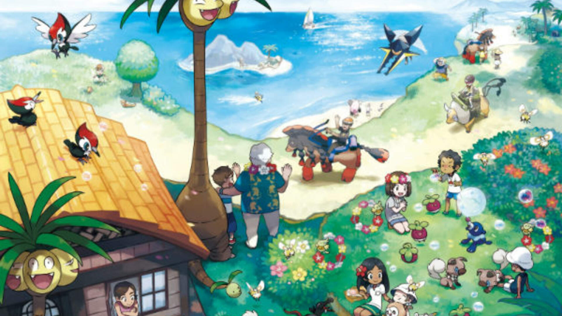 """A New """"Core"""" Pokemon RPG is Coming to the Nintendo Switch"""