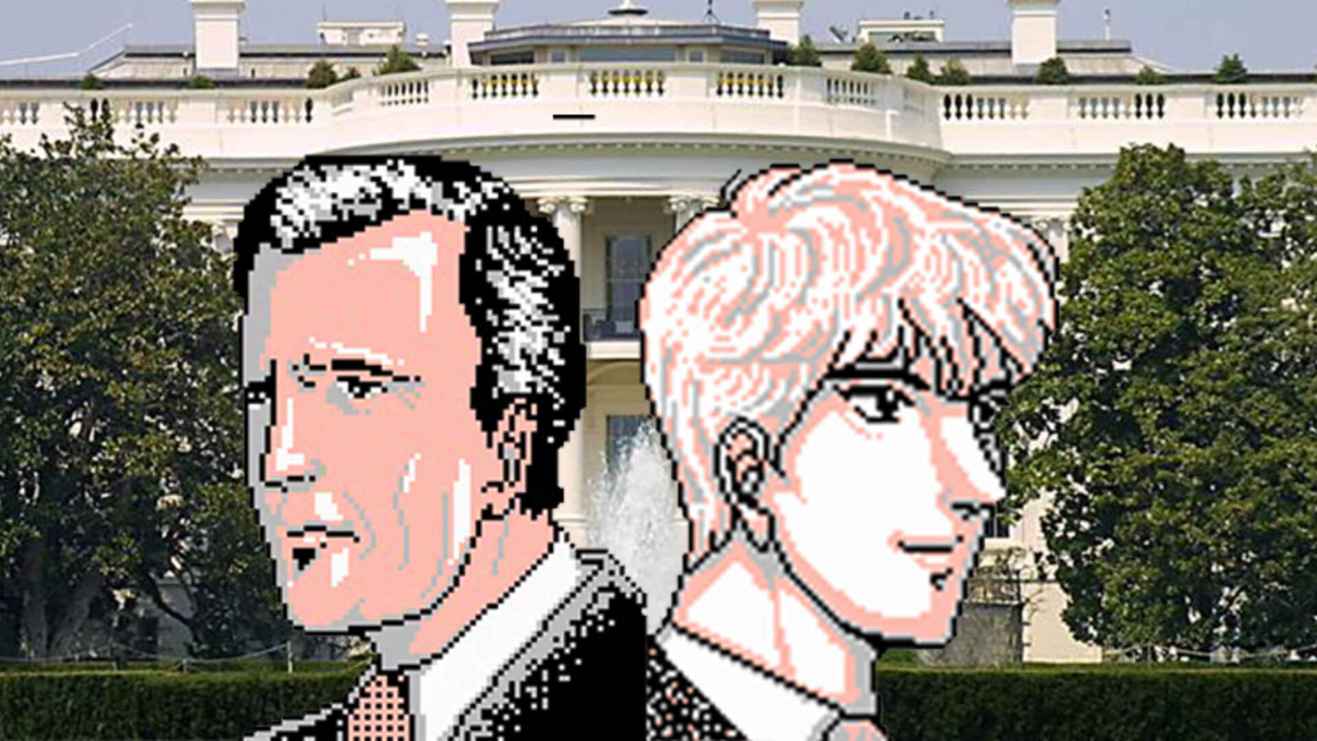 The Time a Japanese Famicom Game Tried to Simulate American Presidential Politics