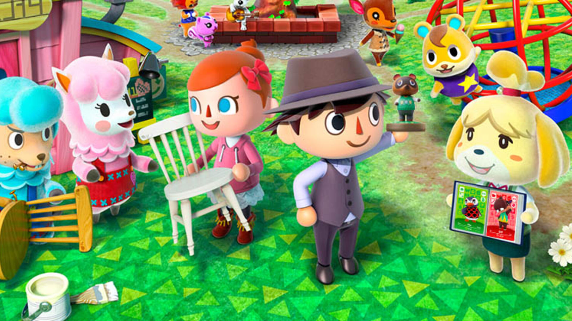 Nintendo Changes Its Mind, Will Update Animal Crossing: New Leaf for amiibo Support