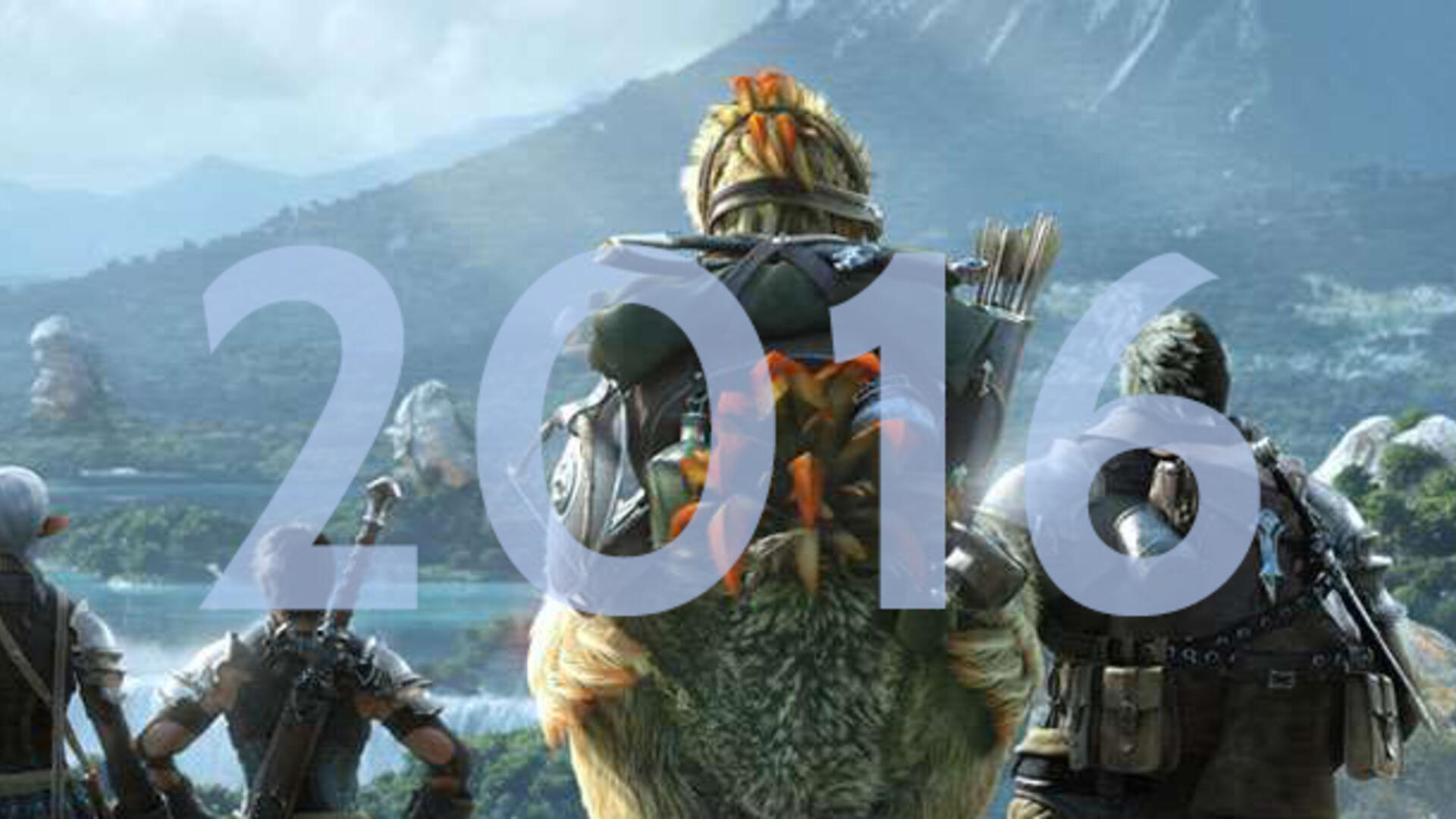 USgamer's Best Games of 2016: The Game Universe We'd Like to Live In