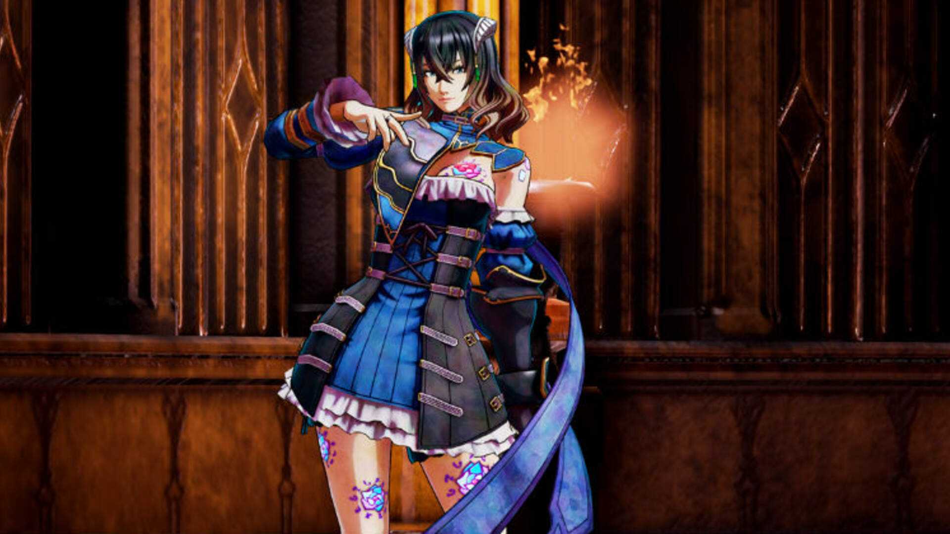 Bloodstained Wins the Prize for E3's Best Thinly Veiled Version of an Abandoned Series