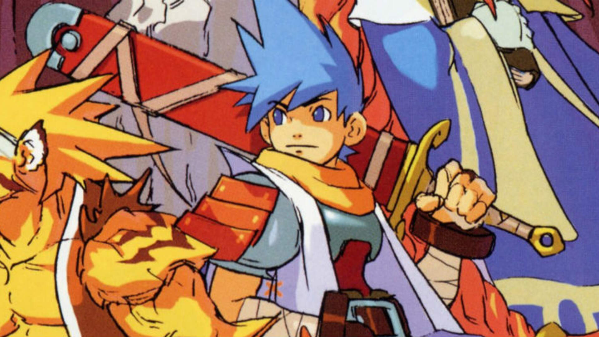 Breath of Fire III is Now on the PlayStation Store, and it's a Must-Play for Fans of JRPGs