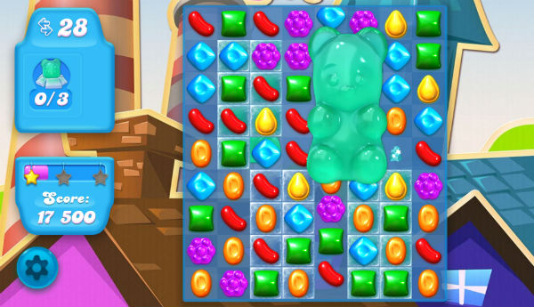 Candy crush soda saga how to spread jam how to use for Candy crush fish